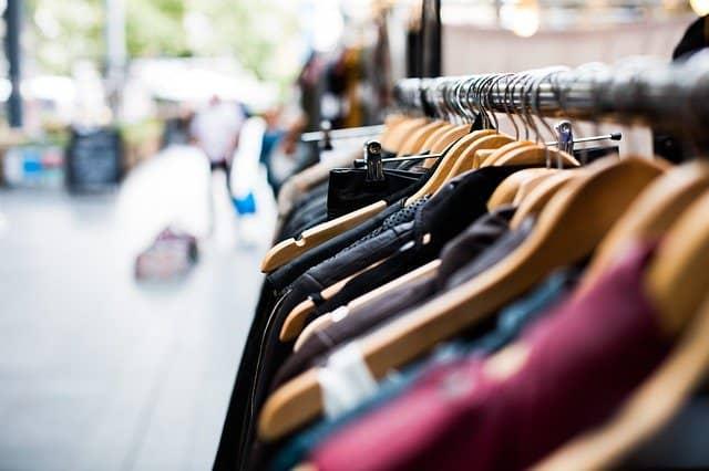 úspora za oblečení