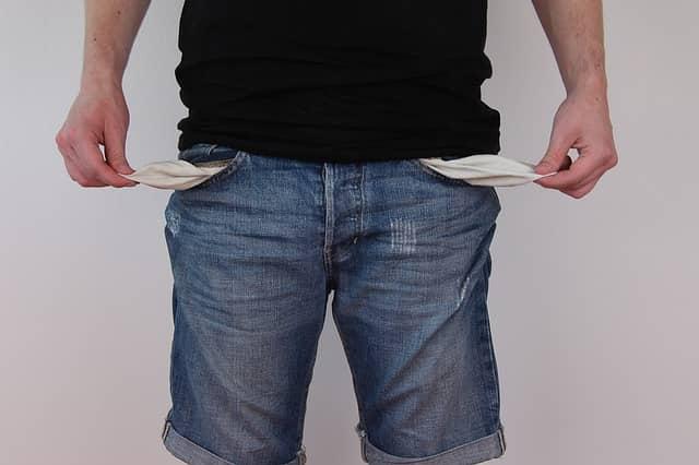 Finanční dluh u zdravotní pojišťovny