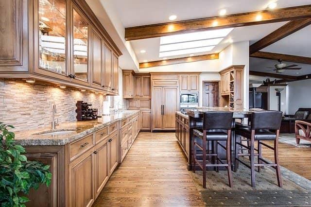 Kolik bude stát rekonstrukce kuchyně